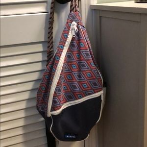 Kavu Paxton Crossbody Backpack